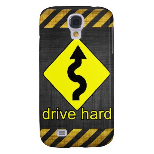 Drive Hard Galaxy S4 Case