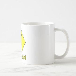 Drive Hard Coffee Mug