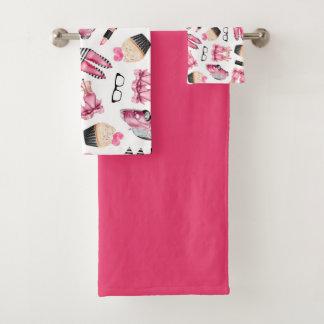 Drive Home Safe Fashion Towel Set