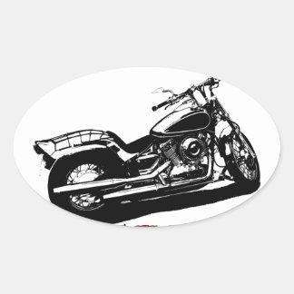 Drive it like you stole it - Bike/Chopper Oval Sticker