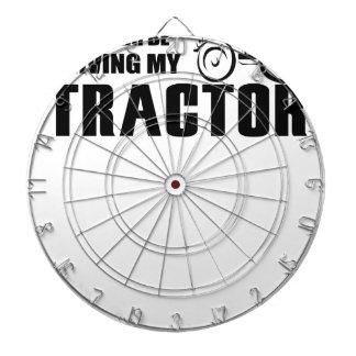 Drive my Tractor Dartboard