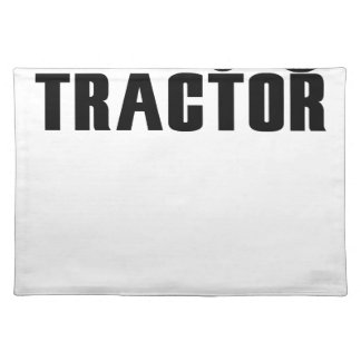 Drive my Tractor Placemat