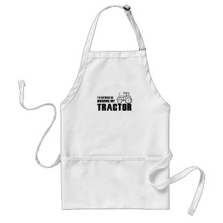 Drive my Tractor Standard Apron