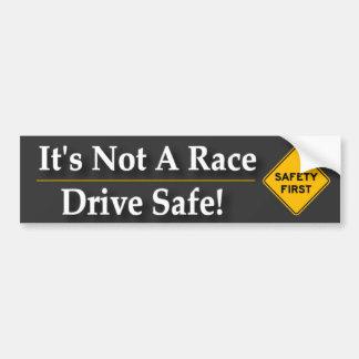Drive Safe - Bumper Sticker