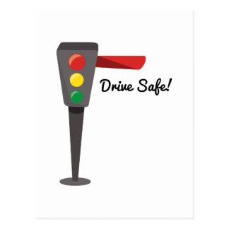 Drive Safe Postcard