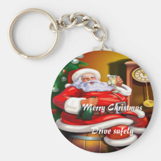 Drive safely keychains