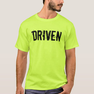 """DRIVEN """"NOTHING IS IMPOSSIBLE"""" T-Shirt"""