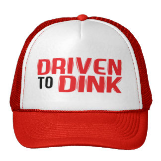 """Driven to Dink"" Pickleball Hat"