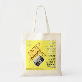 Driver evening bag radio