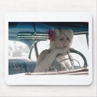 Driving Doris Mouse Pad