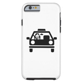Driving instructor tough iPhone 6 case