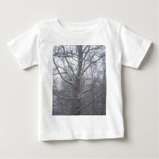 Driving Snow Baby T-Shirt