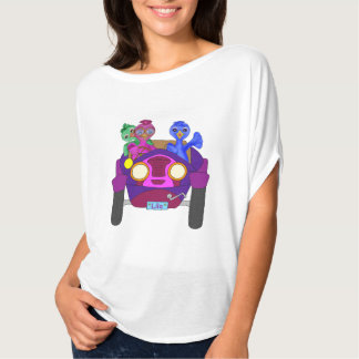 Driving The Kids by The Happy Juul Company T-Shirt