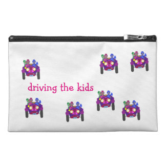 Driving The Kids by The Happy Juul Company Travel Accessory Bag