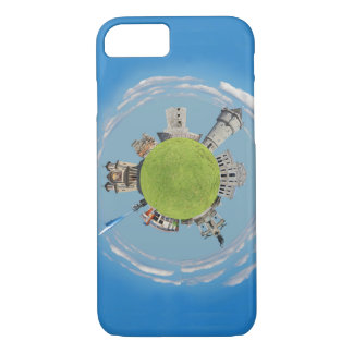 drobeta turnu severin tiny planet romania architec iPhone 8/7 case
