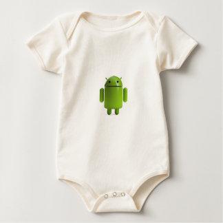 Droid Baby Bodysuit