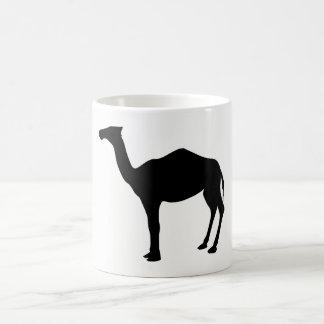 Dromedary Silhouette Coffee Mug