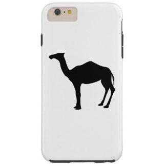 Dromedary Silhouette Tough iPhone 6 Plus Case