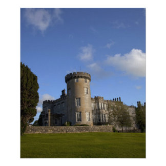 Dromoland Castle Hotel in Poster
