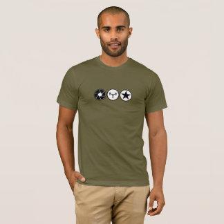 Drone Aerial Photographer DJI INSPIRE USA T-Shirt