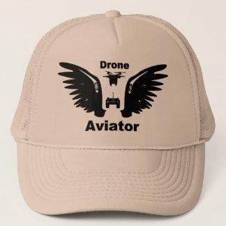 Drone Aviator Hat