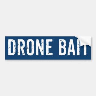 Drone Bait Bumper Sticker
