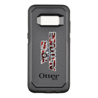 Drone Custom OtterBox Samsung Galaxy S8 Commuter S