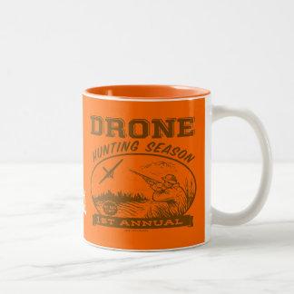 Drone Hunting Season Mug