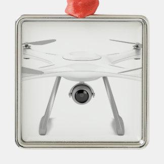 Drone Metal Ornament