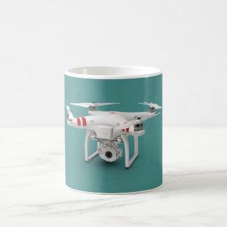 Drone phantom coffee mug