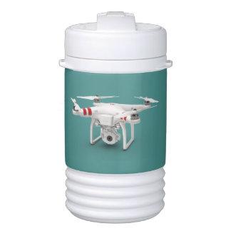 Drone phantom drinks cooler