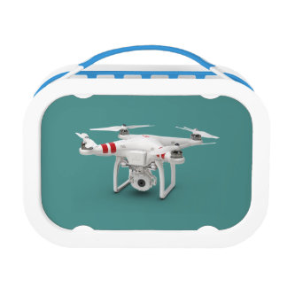 Drone phantom lunch box