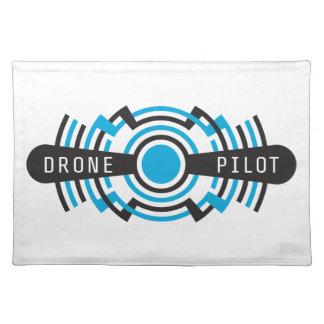 drone pilot placemat