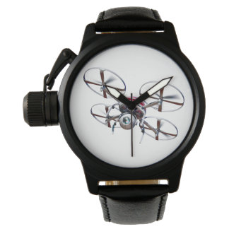 Drone quadrocopter watch