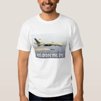 Drone shirt