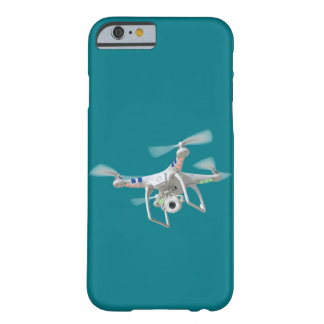 Drone white barely there iPhone 6 case