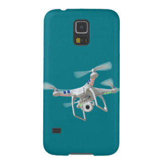 Drone white case for galaxy s5