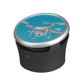 Drone white speaker