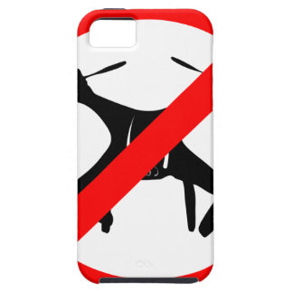 Drones not Allowed Case For The iPhone 5
