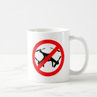 Drones not Allowed Coffee Mug