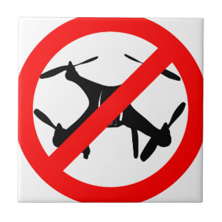 Drones not Allowed Tile