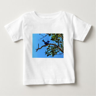 DRONGO RURAL  QUEENSLAND AUSTRALIA ART EFFECTS BABY T-Shirt