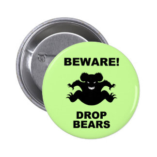 Drop Bears! Buttons