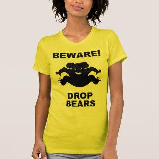 Drop Bears! Tee Shirts