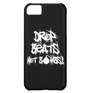 Drop Beats Not Bombs Cover For iPhone 5C