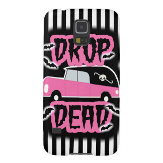 Drop Dead Hearse Cases For Galaxy S5