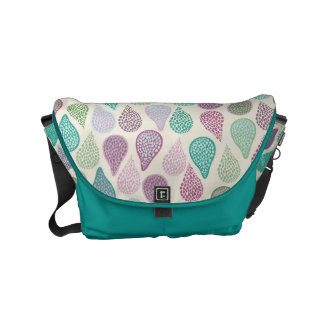 Drop in A drop pastels Courier Bag