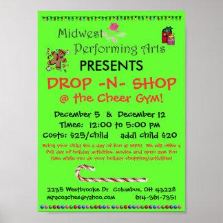Drop n Shop poster