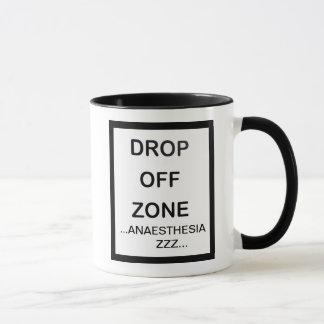 DROP OFF ZONE MUG