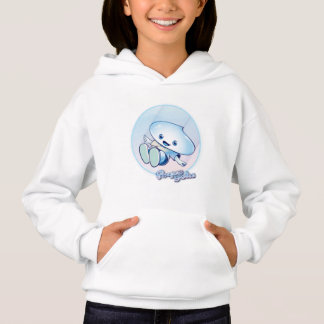 Drop sins sweater shirt with hood for children